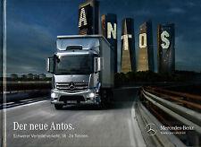 Actros--Mercedes Benz-Der neue Antos--Schwerer Verteilerverkehr 18 bis 26 Tonnen