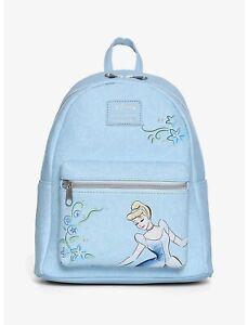 new Loungefly Disney Cinderella sketch mini backpack bag official licensed