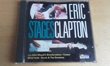 Eric Clapton Stages  CD Spectrum Compact Disc