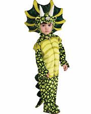 Triceratops Dinosaur Kids Costume Size S