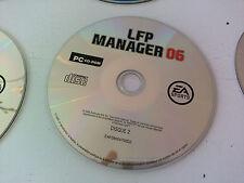 cd n°2 du jeu LFP manager 2006 PC FR