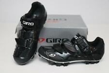 New Giro Women's Manta MTB Cycling Bike Shoes 38.5 7 Black White SPD Mountain