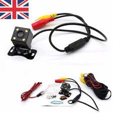 Car Rear View Reversing Camera Backup Parking Night Vision HD CCD Waterproof UK