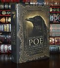 NEW Complete Tales & Poems by Edgar Allan Poe Raven Collectible Hardcover Gift