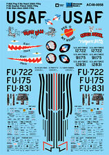Microscale Decals 1/48 North American F-86A # AC480058