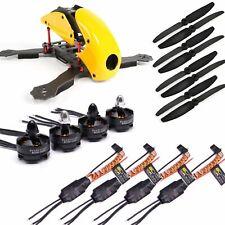 RoboCat 270mm FPV Racing Drone Kit with 2204 2300kV Motors, 12A BLHeli ESC, Prop
