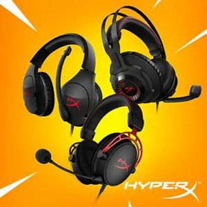 HYPER X CLOUD II PRO ALPHA REVOLVER STINGER Gaming Headset for PC PS4 Mac Mobile