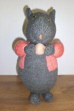 """Timmy ringhiando da Beatrix Potter una nuova mano a maglia bambola giocattolo/33 cm/13"""" """"Tall"""
