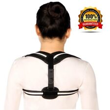 Elastic Posture Corrector Back Shoulder Compression Brace Belt Clavicle Support