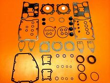FITS  HARLEY  1450 88cc  TWIN CAM FULL GASKET SET WITH  .040 MLS HEAD GASKETS
