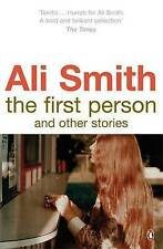 First Person and Other Stories-ExLibrary
