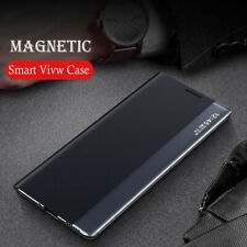 For Samsung Galaxy Note 20 Ultra 10 Lite Smart Leather Magnetic Flip Cover Case