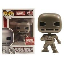 Funko Pop Marvel Collector Corps Exclusive Iron Man #238 Tales of Suspense #39