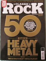 CLASSIC ROCK MAGAZINE Issue 267 October 2019 50 Years Of Heavy Metal