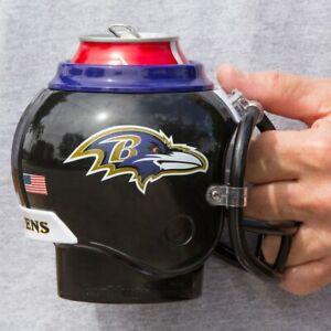 Baltimore Ravens Fanmug Casco Calcio Può Tazza Becher Stiftbox