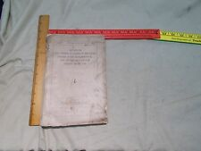 1911 Government Documents California Floods maps  San Joaquin Valley Rivers