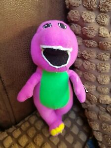 BARNEY THE DINOSAUR TOY