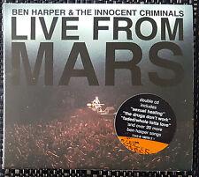 Ben Harper & the Innocent Criminals : Live from Mars double CD