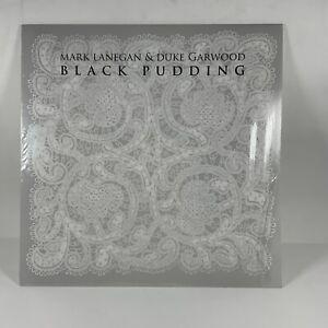 Mark Lanegan And Duke Garwood - Black Pudding Vinyl 2013.