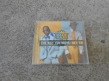 OUTKAST-THE WAY YOU MOVE/HEY YA!-SLEEPY BROWN-DOUBLE CD-PROMO-RADIO/DJ-LN