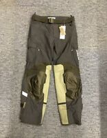 BMW Motorrad Rallye Trousers / Pants Blue/Black Motorbike - Size EU52 - UK34