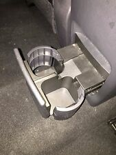 NEW OEM 2008-2014 NISSAN ROGUE BLACK REAR CONSOLE CUPHOLDER ASSEMBLY