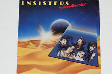 """INSISTERS -Just Another Star / Leave Us Alone- 7"""" 45 Toledo (INT 112.557) 1985"""