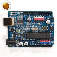 Funduino Compatible UNO R3 Improved Version Super ATMEGA328P Development Board