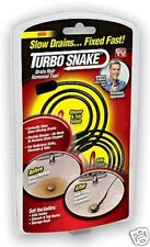 Turbo Snake, Hair removal drain cleaner
