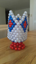 Beaded Hand Crafted Home Decor/Flower Vase