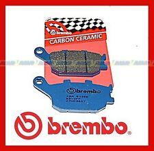 Pastiglie  BREMBO CARBON POST. YAMAHA R6 07HO3607