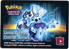 Pokemon Thundurus EX ONLINE Code Card from Fall 2013 Tin