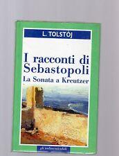 tolstoi-i racconti di sebastopoli-la sonata a kreutzer