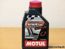 Motul Fork Oil Factory Line Light / Medium SAE 7,5W 1Ltr Racing Gabelöl