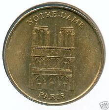 MONNAIE DE PARIS @ NOTRE DAME DE PARIS @ 2001 EPUISE @ RARE A VOIR !!!