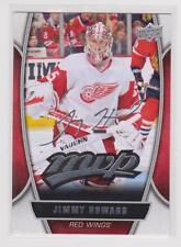 JIMMY HOWARD 2013-14 13-14 UD Upper Deck MVP base #6 Detroit Red Wings hockey