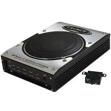 CRUNCH GP800 Verstärker Aktiv Box Subwoofer Flach Bass System