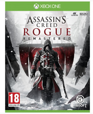 Assassin's Creed Rogue Remastered  (Case & Disc, 4K Gaming, Xbox One )