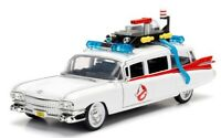 Jada Toys 1:24 1959 Cadillac Ghostbusters Ecto 1 DieCast Metall Modellauto