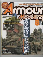 Armour Modelling magazine Vol 70 1/48 Michale Wittmann Tiger Sturer Emil