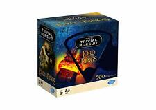 Trivial Pursuit Lord of the Rings Board Game