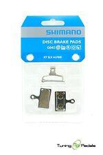 Pastillas de freno Shimano g04s para XTR (br-m985)/XT (br-m785)/SLX (br-m666)/s700