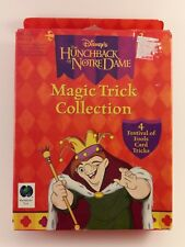 Disney The Hunchback of Notre Dame Magic Trick Collection - 4 Festival of Fools