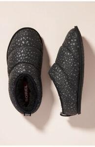 ANTHRO Sorel Bodega Run Slippers. Size 6. Retail $80