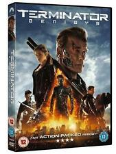 "TERMINATOR Genisys (DVD-2015, 1Disc) Region 2. Schwarzenegger ""ACTION PACKED""***"