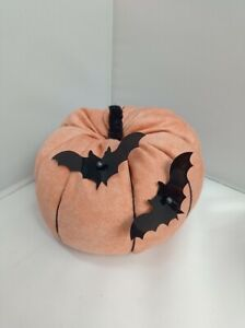 Hanmade Pumpkin Plush Soft Decor Halloween UK Autumn Fall including bats