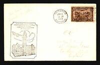 Canada 1929 FFC - Toronto to Kingston - Z16708