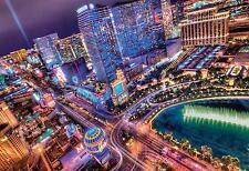 Clementoni 32555 Puzzle 2000 Teile Las Vegas