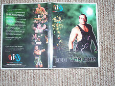 1PW Wrestling Shoot Interview DVD Rob Van Dam ECW XPW WWF WWE WCW ROH TNA NWA