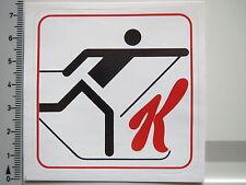 "Adesivo sticker Kellogg 's Company-Bionda-Froot Loops - ""corn flakes * (2061)"